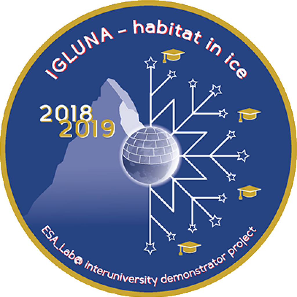 igluna mission badge